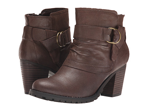 Bare Traps - Zizie (Dark Brown) Women's Boots
