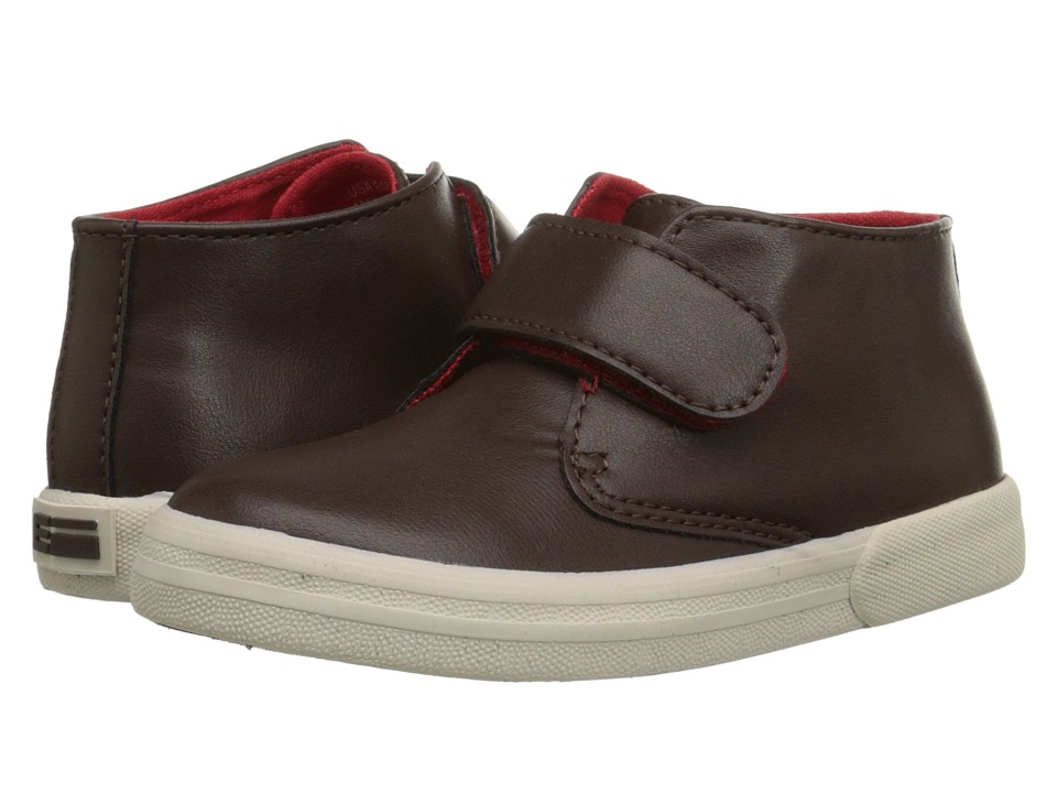 Elements by Nina Kids - Carlos (Toddler/Little Kid) (Brown) Boys Shoes