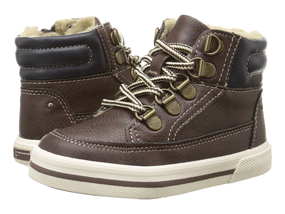Elements by Nina Kids - Rolando (Toddler/Little Kid) (Brown) Boys Shoes