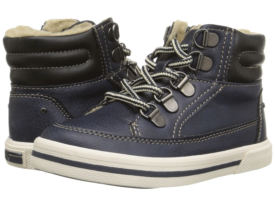 Elements by Nina Kids - Rolando (Toddler/Little Kid) (Navy) Boys Shoes