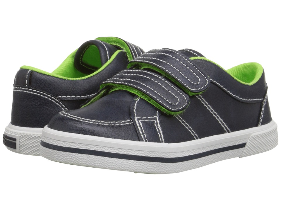 Elements by Nina Kids - Braden (Toddler/Little Kid) (Navy) Boy's Shoes