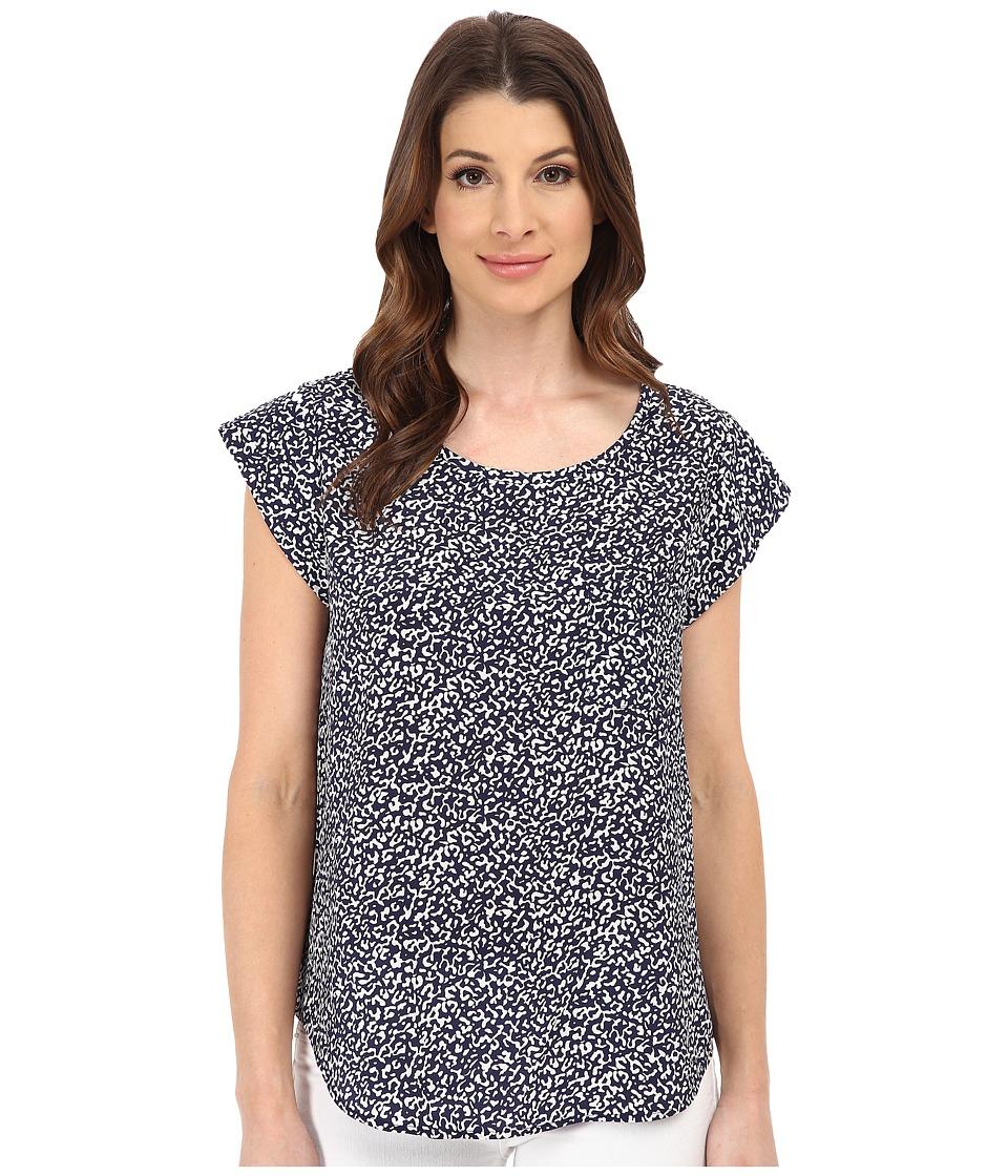 Joie - Rancher 3311-23294 (Dark Navy/Porcelain) Women's Clothing