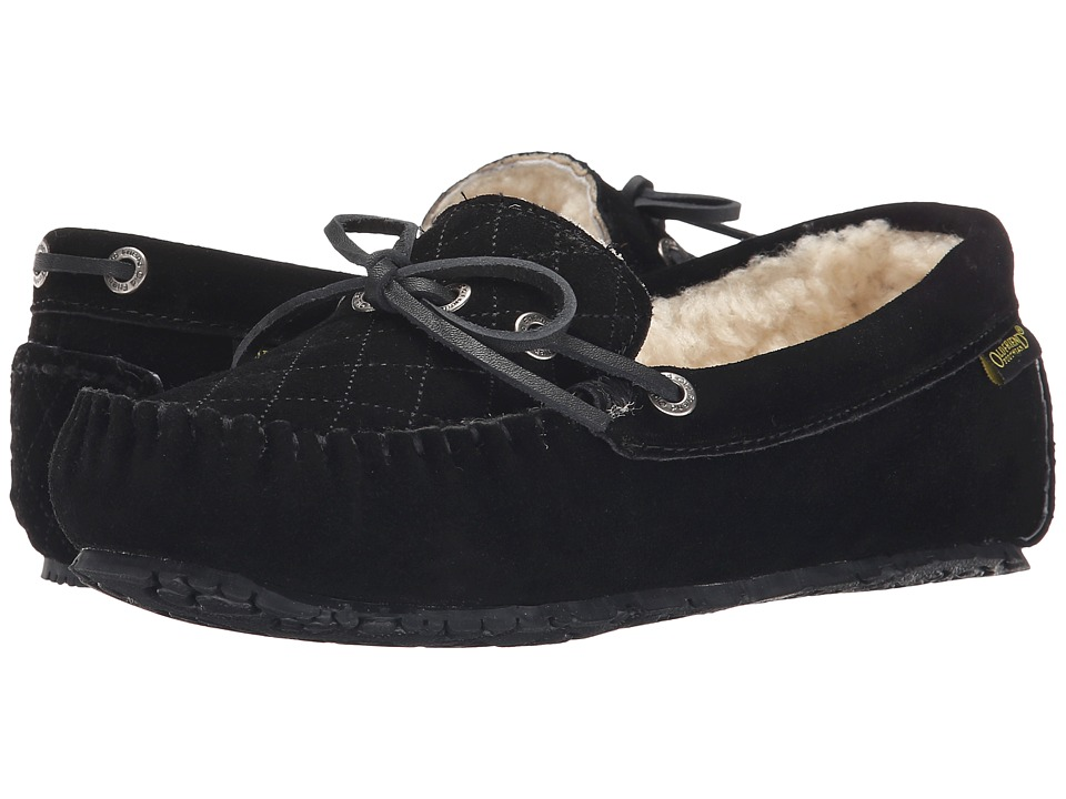 Old Friend - Mo (Black) Women's Slippers