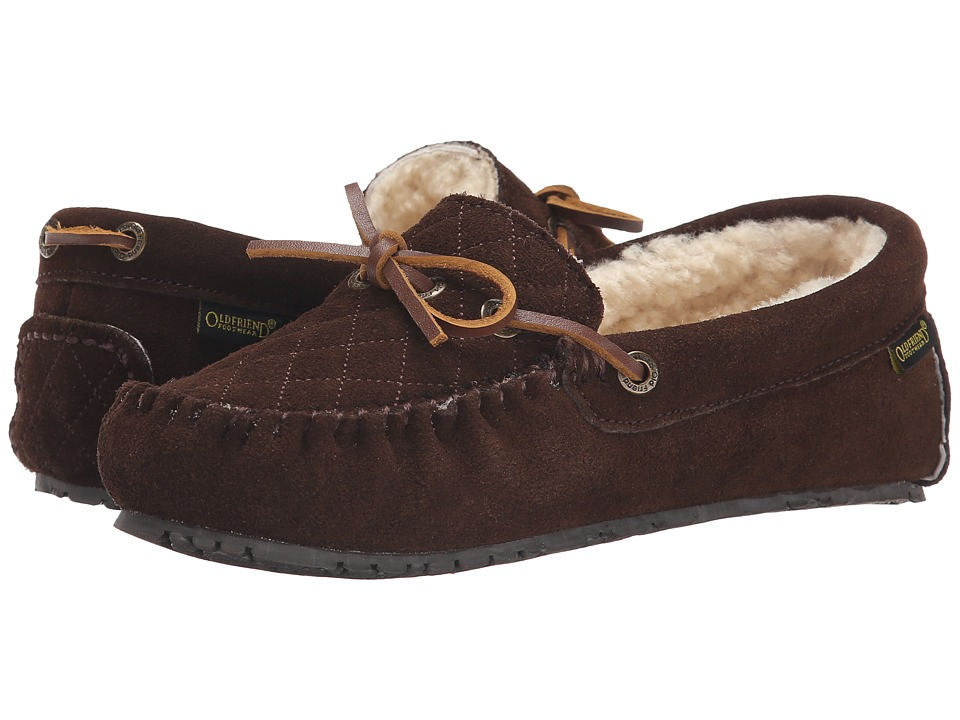 Old Friend - Mo (Chocolate/Brown) Women's Slippers