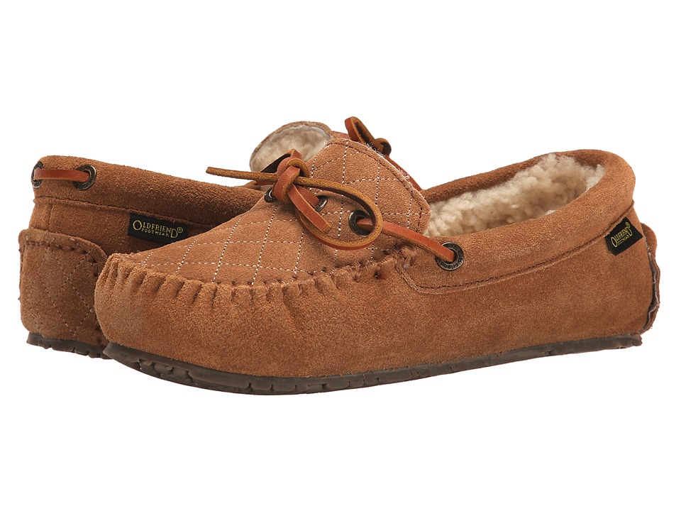 Old Friend - Mo (Tan) Women's Slippers