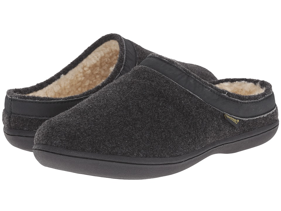 Old Friend - Curly (Charcoal) Women's Slippers