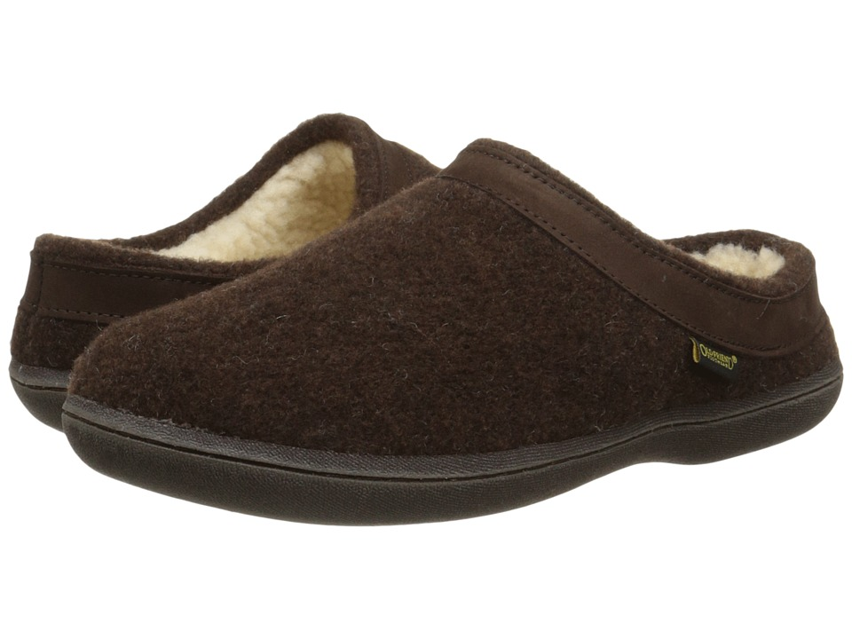 Old Friend - Curly (Chocolate/Brown) Women's Slippers