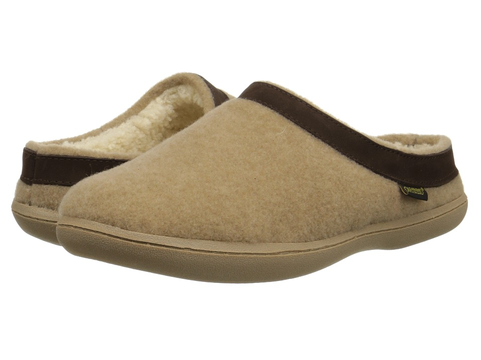 Old Friend - Curly (Chestnut) Women's Slippers