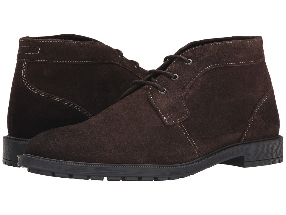 Stacy Adams - Dabney (Brown Suede) Men's Boots