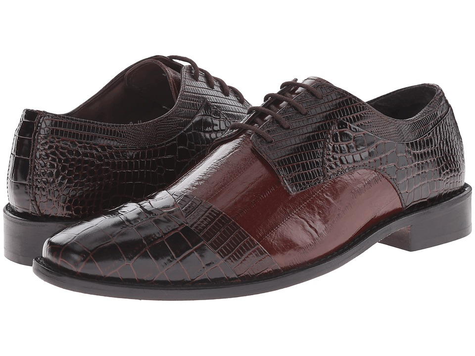Stacy Adams - Garibaldi (Brown/Cognac) Men