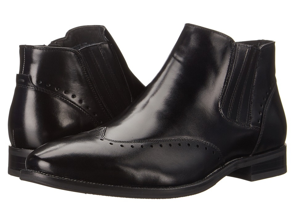 Stacy Adams - Kingsley (Black) Men's Boots