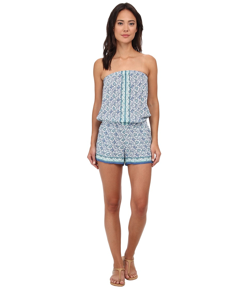 Soft Joie - Gidget B Romper (Peacoat) Women's Jumpsuit & Rompers One Piece