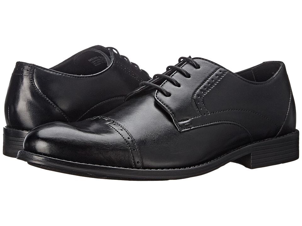 Stacy Adams - Radford (Black) Men's Lace Up Cap Toe Shoes
