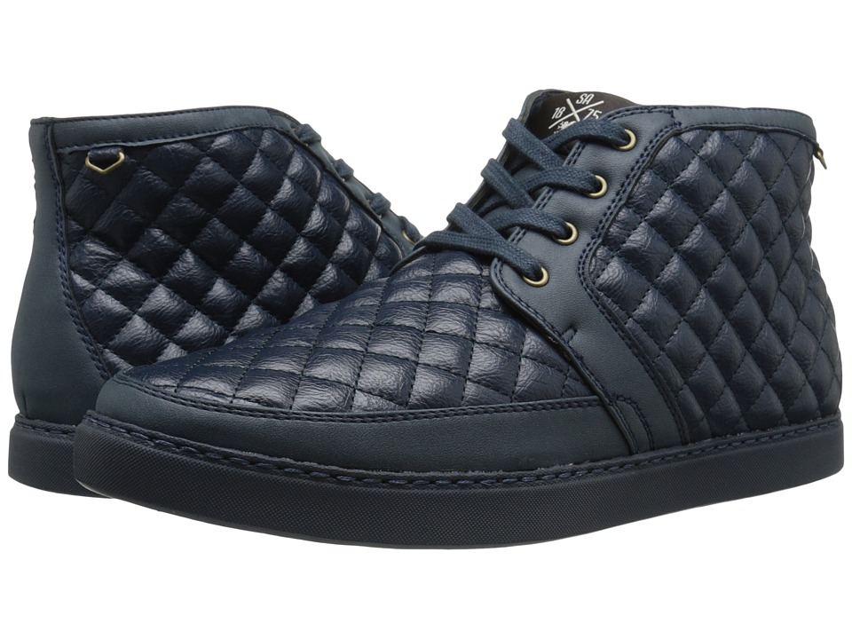 Stacy Adams - Tiptop (Navy) Men's Shoes