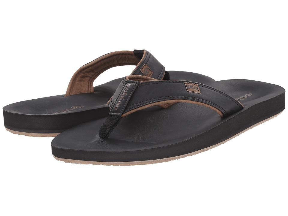 Cobian - The Ranch (Black) Men's Shoes