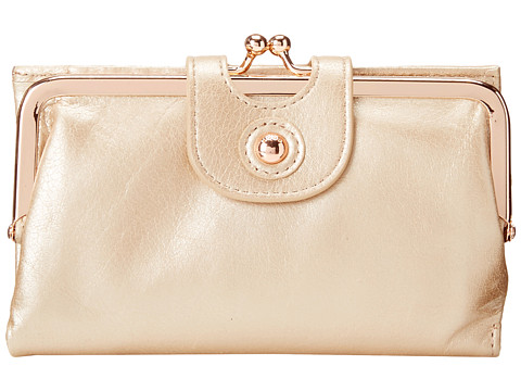 Hobo - Alice (Blush Vintage Leather) Wallet Handbags