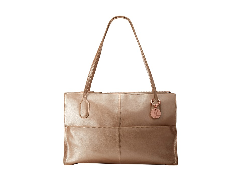 Hobo - Friar (Blush Vintage Leather) Shoulder Handbags
