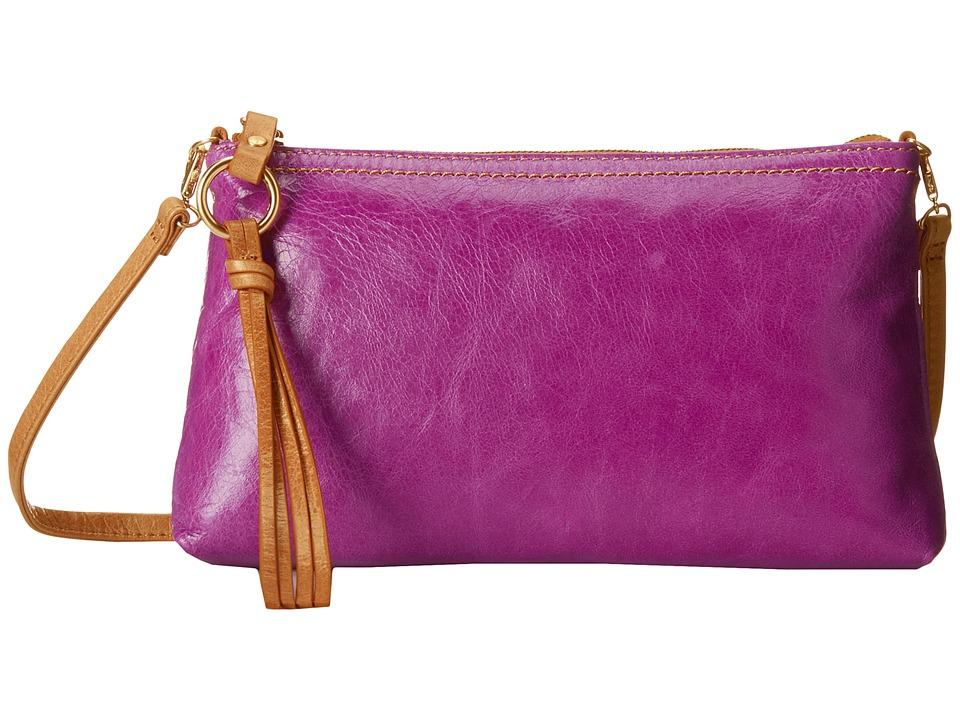 Hobo - Darcy (Pansy Vintage Leather) Cross Body Handbags