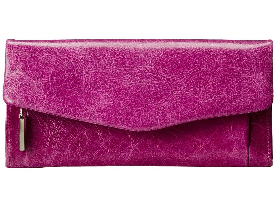 Hobo - Stevie (Pansy Vintage Leather) Wallet Handbags