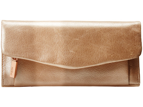 Hobo - Stevie (Blush Vintage Leather) Wallet Handbags