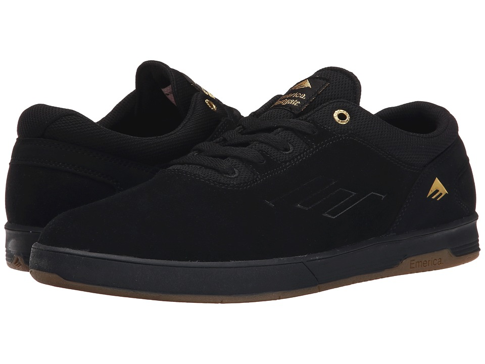 Emerica - The Westgate CC (Black/Gum) Men