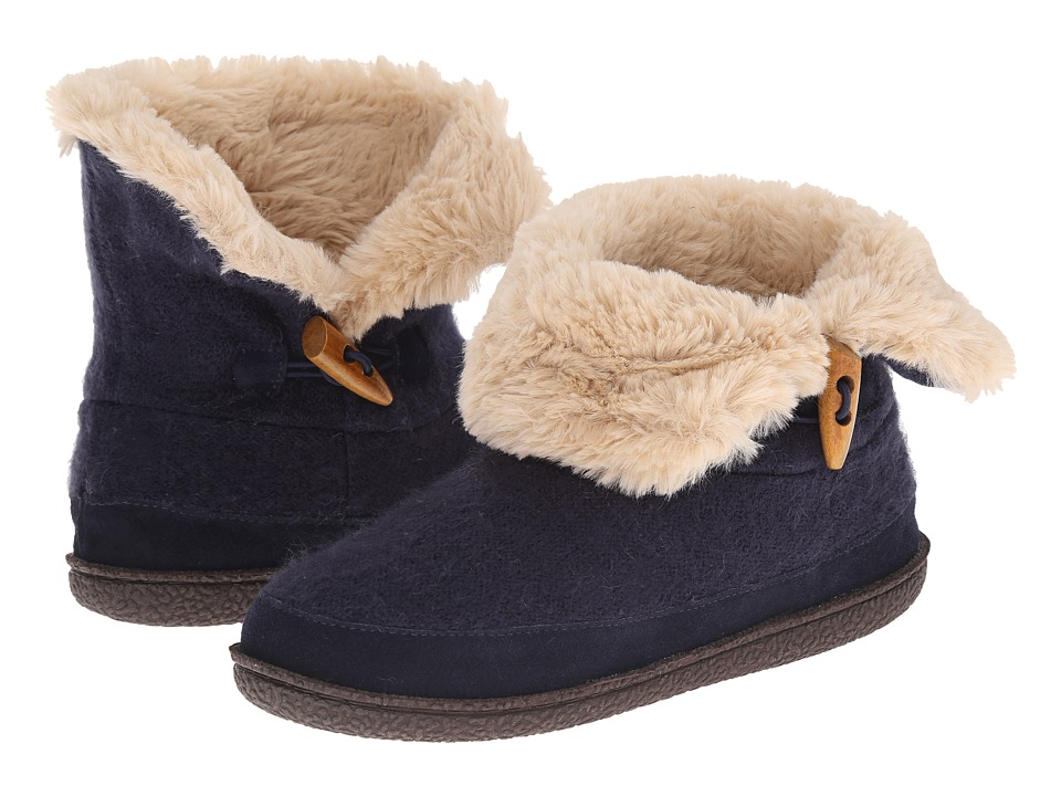 Daniel Green - Elysa (Navy) Women's Cold Weather Boots
