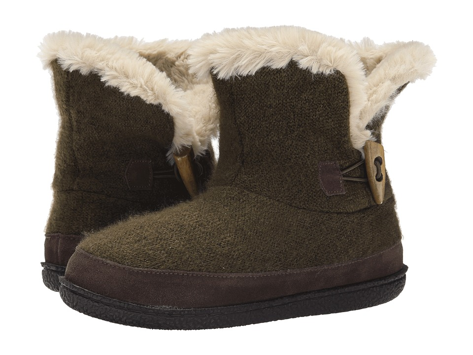 Daniel Green - Elysa (Olive) Women's Cold Weather Boots