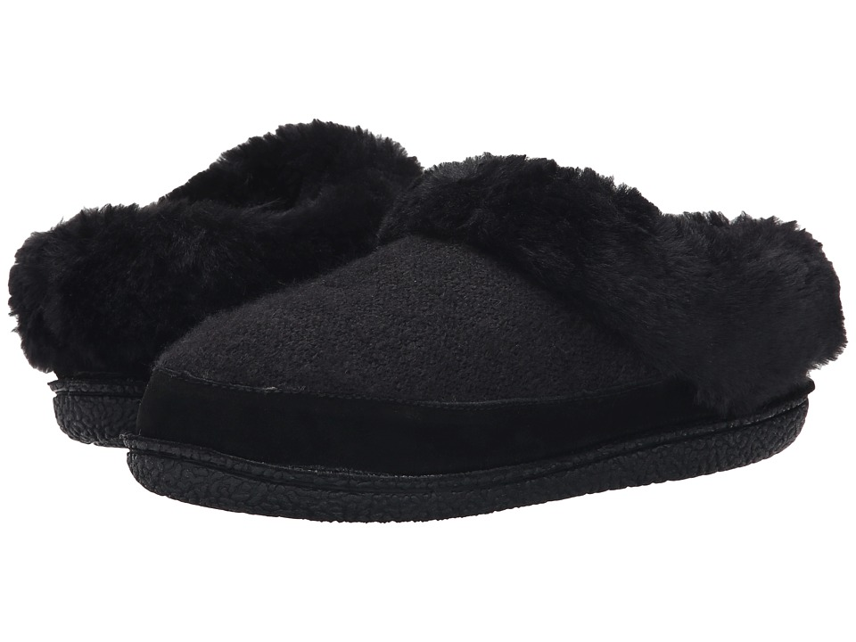 Daniel Green - Melly (Black) Women's Slippers