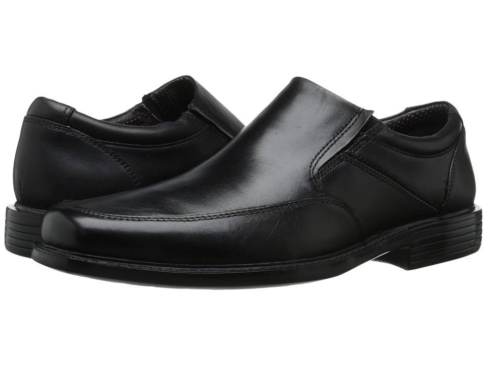 Dockers Park (Black Polished Full Grain) Men