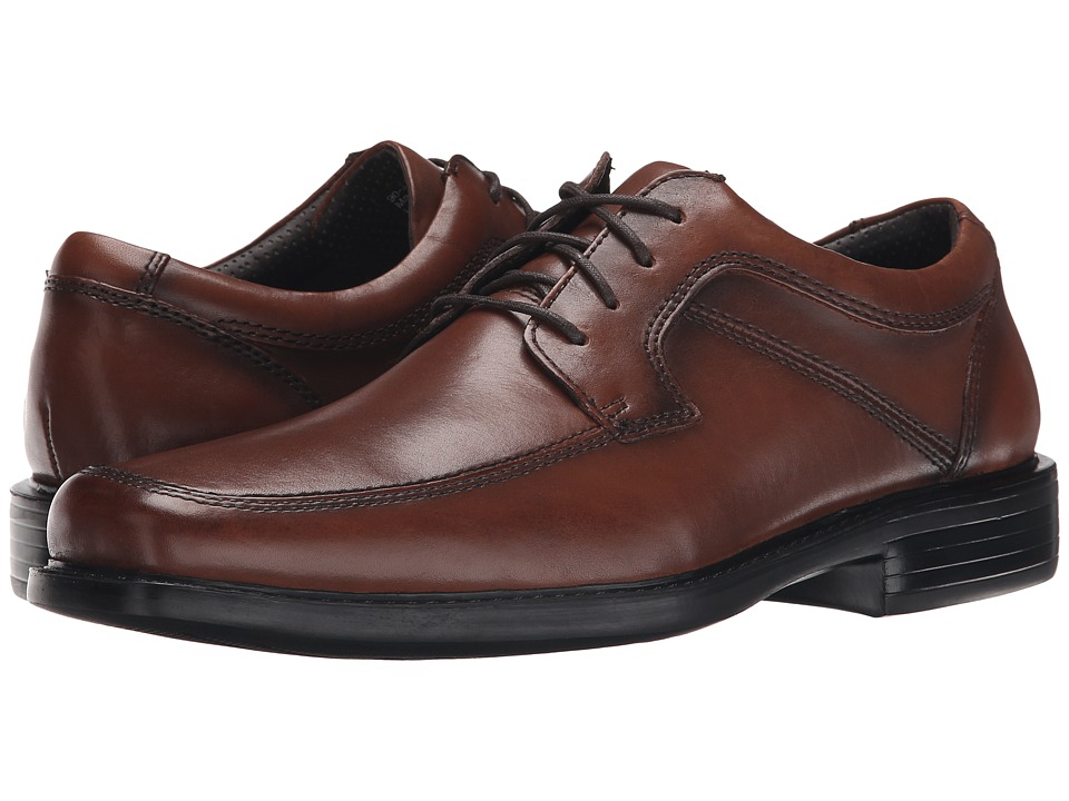 Dockers Union (Dark Tan Burnished Full Grain) Men