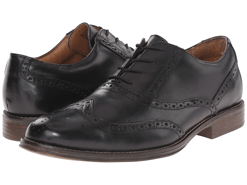 Dockers Corinth (Black Polished Full Grain) Men