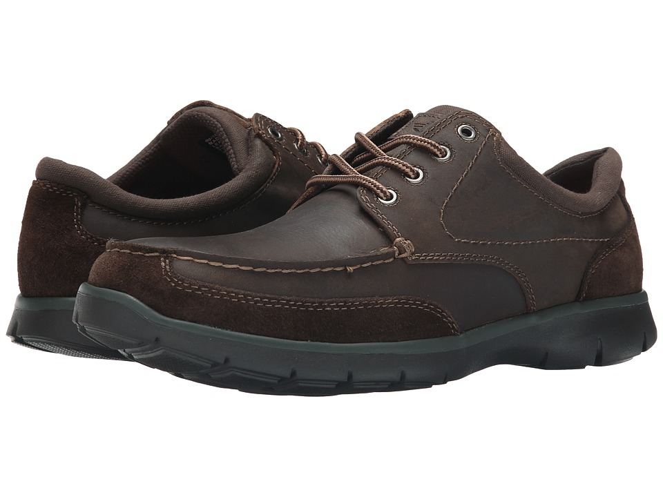 Dockers Bisbee (Chocolate Oiled Crazyhorse) Men