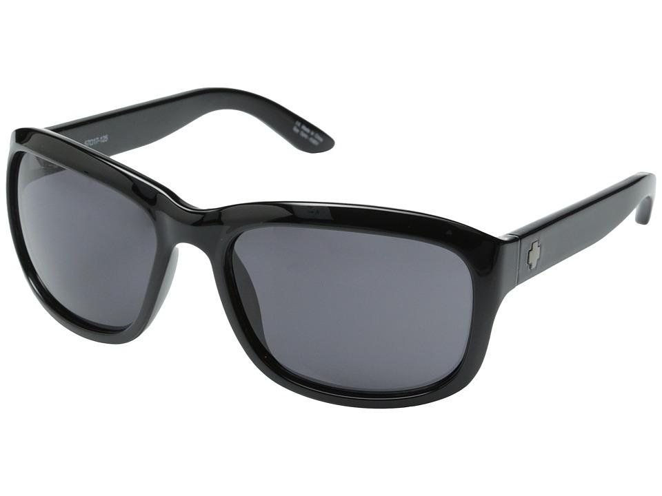 Spy Optic - Catelyn (Black/Gray) Sport Sunglasses