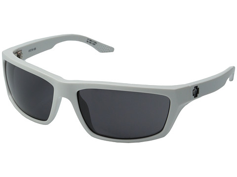 Spy Optic - Kash (White/Gray) Sport Sunglasses