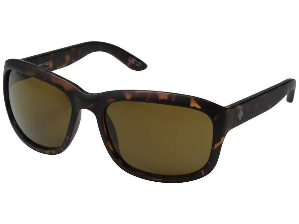 Spy Optic - Catelyn (Matte Tort/Bronze) Sport Sunglasses