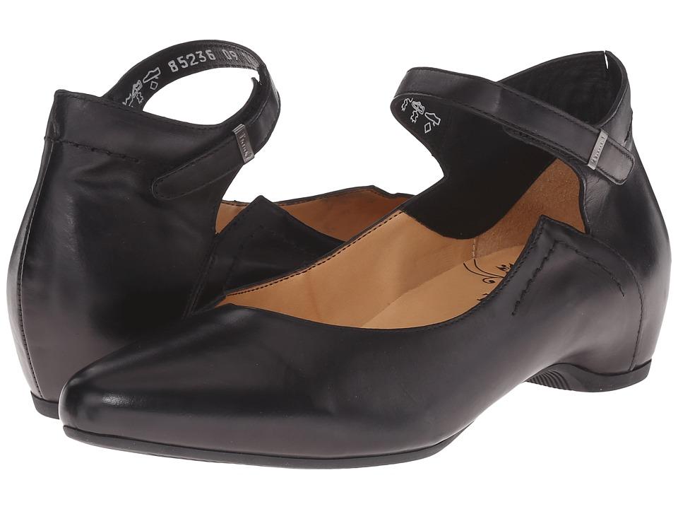 Think! - 85236 (Black/Kombi) Women's Maryjane Shoes