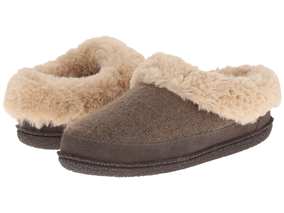 Daniel Green - Melly (Taupe) Women's Slippers