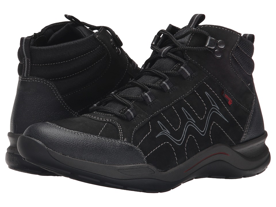 Rieker R5470 (Black Jura/Black Talamon/Black Airmesh) Women