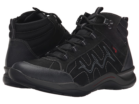 Rieker - R5470 (Black Jura/Black Talamon/Black Airmesh) Women