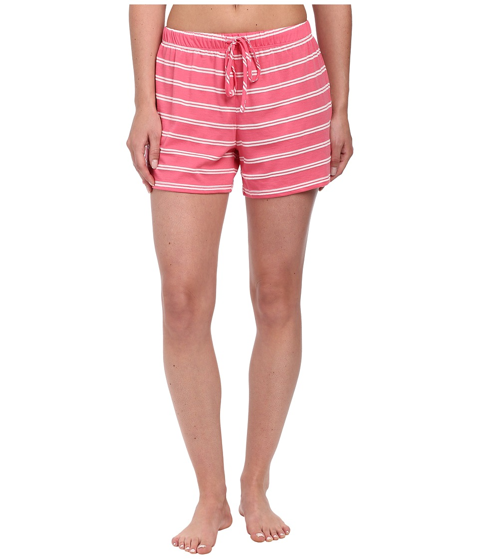 Jockey - Striped Boxer (Sammy Pink Stripe) Women's Pajama