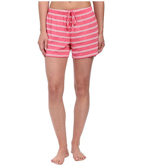 Jockey - Striped Boxer (Sammy Pink Stripe) Women