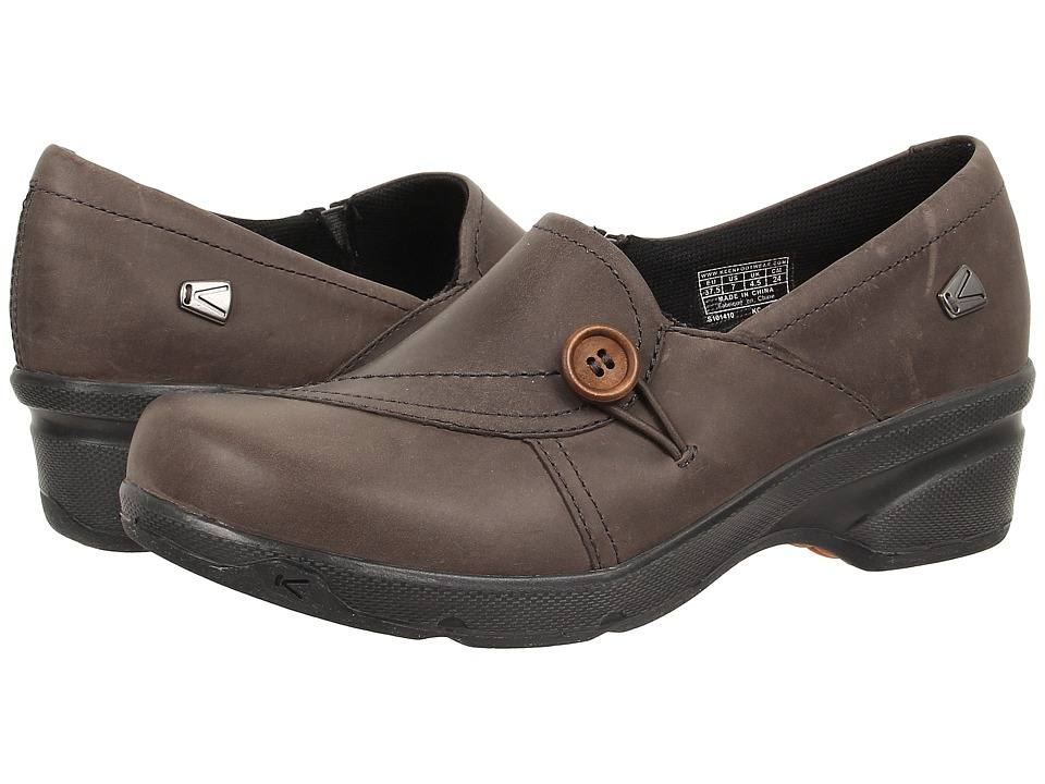 Keen - Mora Button (Magnet) Women's Shoes