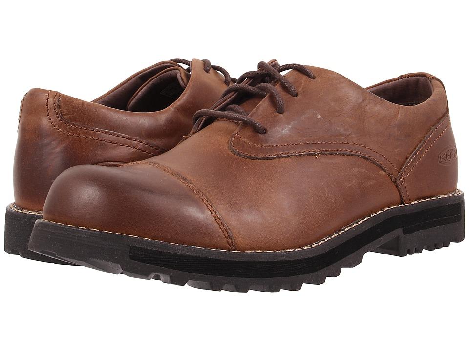 Keen - The 59 Oxford (Cascade Brown) Men