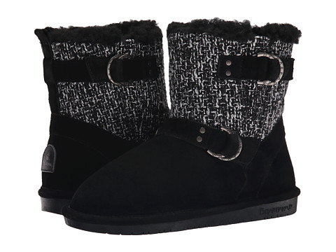 Bearpaw - Nova (Black) Women's Shoes