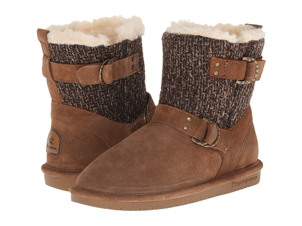 Bearpaw - Nova (Hickory) Women's Shoes