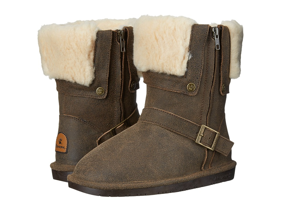 Bearpaw - Madison (Distressed Chestnut) Women's Shoes