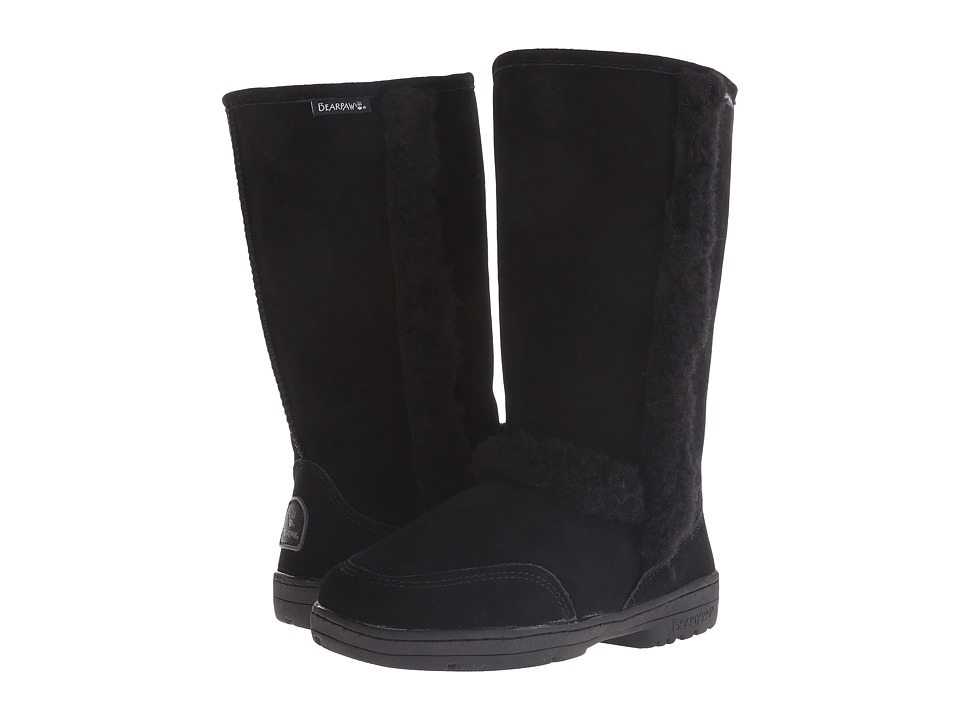 Bearpaw - Eskimo (Black) Women's Pull-on Boots