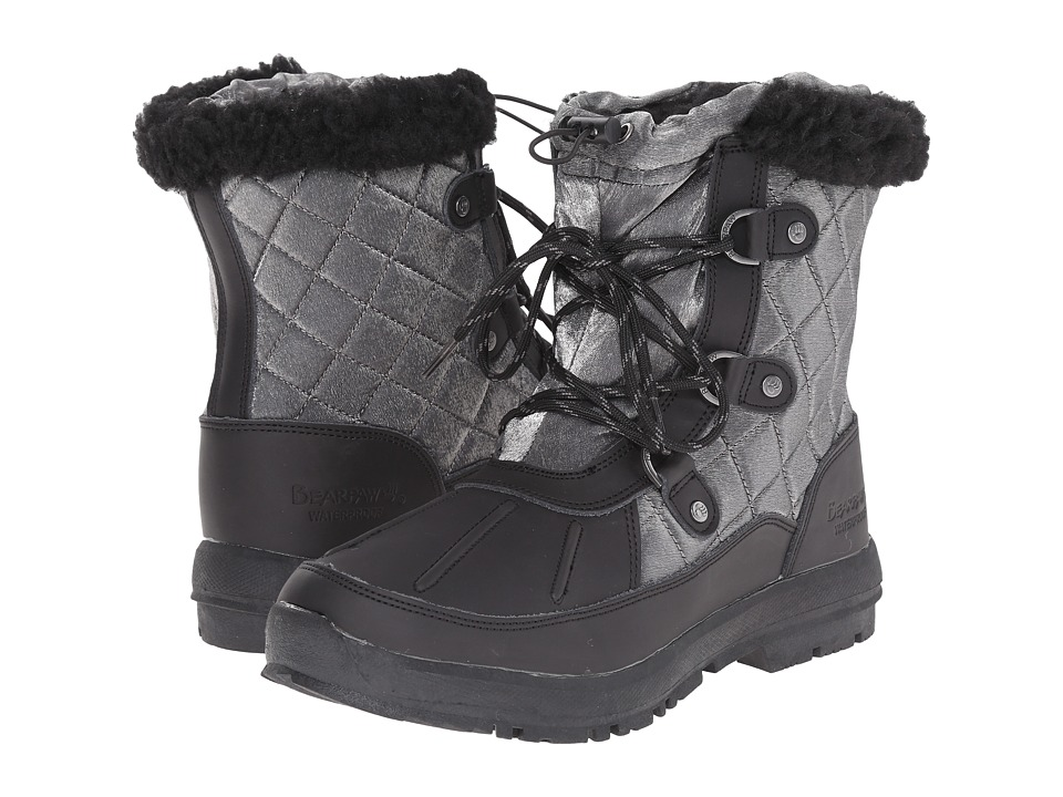 Bearpaw - Bethany (Black) Women's Shoes