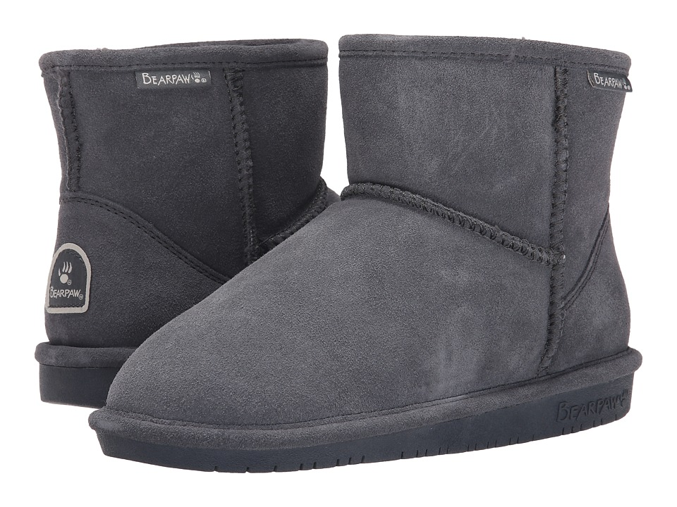 Bearpaw - Demi (Charcoal) Women's Boots