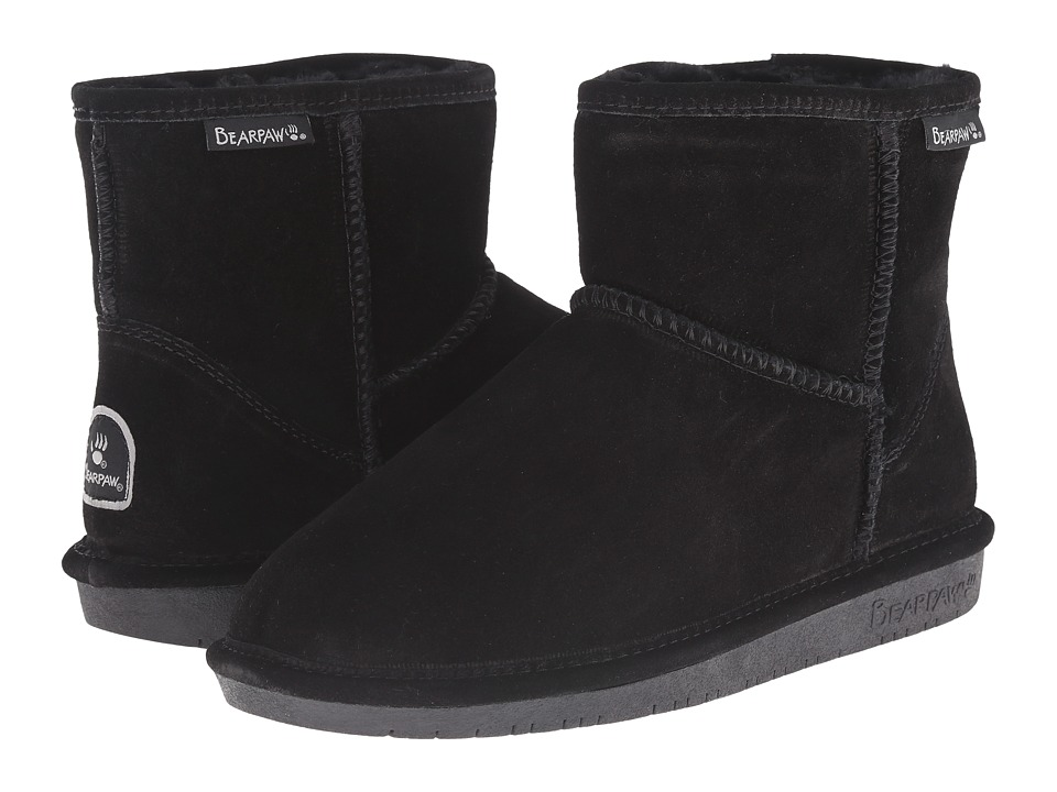 Bearpaw - Demi (Black) Women's Boots